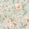 "Brewster Home Fashions Artistic Illusion Berkin Vine 33' x 20.5"" Floral 3D Embossed Wallpaper"