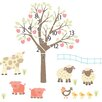 Brewster Home Fashions WallPops Little Farm Large Wall Decal Kit