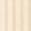 "Brewster Home Fashions 33' x 20.5"" Semolina Stripe Wallpaper"