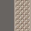 "Brewster Home Fashions Venue 33' x 20.5"" Vasili Optical Stripe Panel Wallpaper"