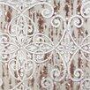 "Brewster Home Fashions Venue 33' x 20.5"" Ilias Optical Damask Panel Wallpaper"
