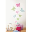 Brewster Home Fashions Euro Butterflies Maxi Wall Decal