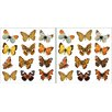 Brewster Home Fashions Euro Butterfly Wall Decal