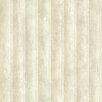 """Brewster Home Fashions Pompei Campania 33' x 20.5"""" Stripes 3D Embossed Wallpaper"""