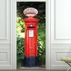 Brewster Home Fashions Ideal Décor Postbox Wall Mural