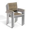 Oxford Garden Travira Dining Arm Chair (Set of 4)
