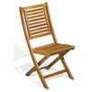 Oxford Garden Capri Dining Side Chair (Set of 2)