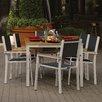 Oxford Garden Travira 7 Piece Dining Set