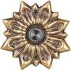 Waterwood Hardware Solid Brass Radiance Doorbell