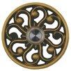 Waterwood Hardware Brass Veda Doorbell