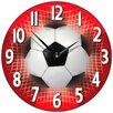 Smith & Taylor Smith Taylor 28.2cm Football Wall Clock