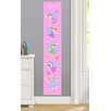 Olive Kids Fairy Princess Personalized Peel and Stick Growth Chart