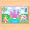 Olive Kids Princess Personalized Placemat