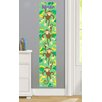 Olive Kids Monkey Personalized Peel and Stick Growth Chart