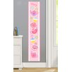 Olive Kids Tea Party Personalized Peel and Stick Growth Chart