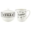 Lenox Around the Table Sugar & Creamer Set
