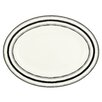 Lenox Around the Table Stripe Oval Platter