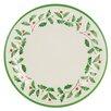 """Lenox Holiday Melamine 10.5"""" Dinner Plate (Set of 4)"""