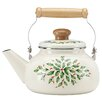 Lenox Holiday 2.5-qt. Enamel Tea Kettle