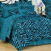 Karin Maki Zebra Comforter Set