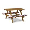 Mossy Oak Kids Picnic Table
