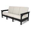 POLYWOOD® Club Sofa with cushions
