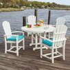 POLYWOOD® Palm Coast 5 Piece Dining Set
