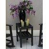 POLYWOOD® 12 Shelf Side Table