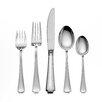Gorham Sterling Silver Fairfax 46 Piece Dinner Flatware Set