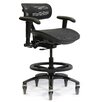 Crown Seating Stealth Pro Low-Back Mesh Task Chair