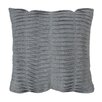 Commonwealth Home Fashions Waves Throw Pillow