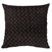 Commonwealth Home Fashions Lattice Throw Pillow