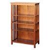 "DonnieAnn Company Hollydale 50"" Standard Bookcase"