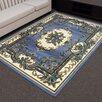 DonnieAnn Company TajMahal Blue Oriental Rug