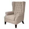 DonnieAnn Company Dorothy Upholstered Wingback Chair