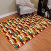 DonnieAnn Company Rainbow Tile Area Rug