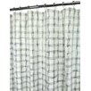 Park B Smith Ltd 100% Cotton Strie Check Ultra Spa Shower Curtain