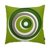 notNeutral Eccentric Cotton Throw Pillow