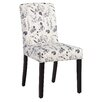 DHI Milan Side Chair in Soft Blue Floral