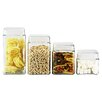 Ella Sabatini 4-Piece Storage Jar Set