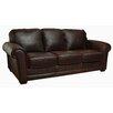 Luke Leather Mark Leather Sofa