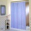 Excell Vinyl Luxury Glitter Shower Curtain