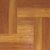 "Home Dynamix Dynamix Vinyl Tile 16"" x 16"" Luxury Vinyl Tiles in Paramount Woodtone"
