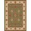 Home Dynamix Madlena Green / Ivory Oriental Rug