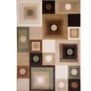 Home Dynamix Tribeca Brown/Green Area Rug
