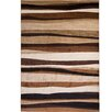 Home Dynamix Tribeca Brown Area Rug