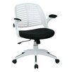 Ave Six Tyler Mid Back Office Chair