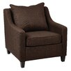 Ave Six Regent Milford Fabric Club Chair