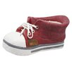Sneaker Fiberglass Planter - Color: Red - Alpine Planters