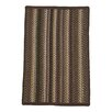 Homespice Decor High Plains Brown Indoor/Outdoor Rug